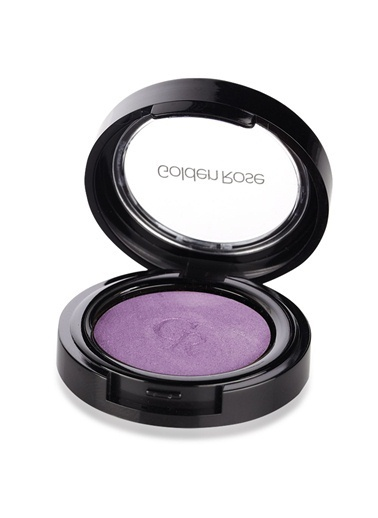 Golden Rose Gr. Sılky Touch Pearl Eyeshadow No:129 Lila